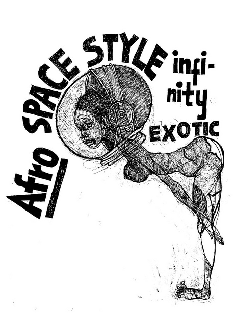 AFRO SPACE WEB